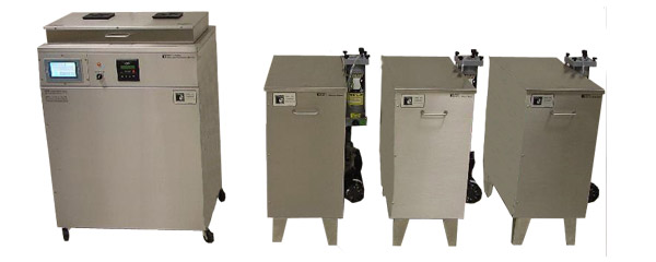 Automated Ultrasonic Cleaning System