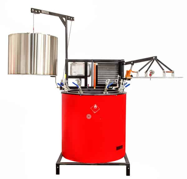 Chemical Waste Recycling Equipment - 55 Gallons