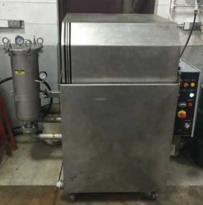 Department-of-transportation-spray-parts-washer