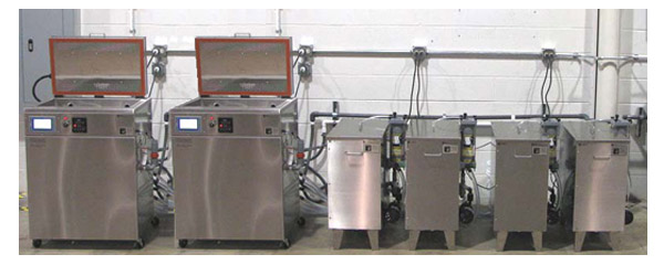 Dual-Automated-Passivation-Equipment-System