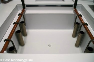 Electropolishing-Titanium-Cathode-Copper-Buss-Bars