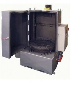 Our Front Loading Parts Washer Spray Cabinet - superior quality to Cuda parts washer