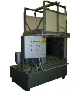 Aqueous Parts Washer | Parts Washer Cabinet | Best Technology