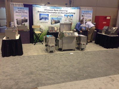 IMTS 2014 Booth