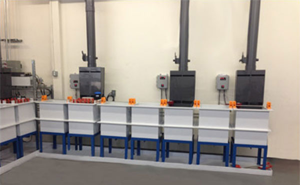Manual Clean Deoxidation Passivation Electropolishing Systems - Large-Scale