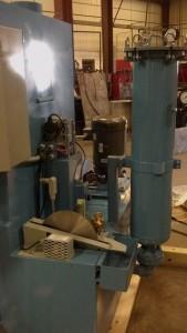 Pelletizer Die Cleaning Spray Cabinet Parts Washer - Filtration System