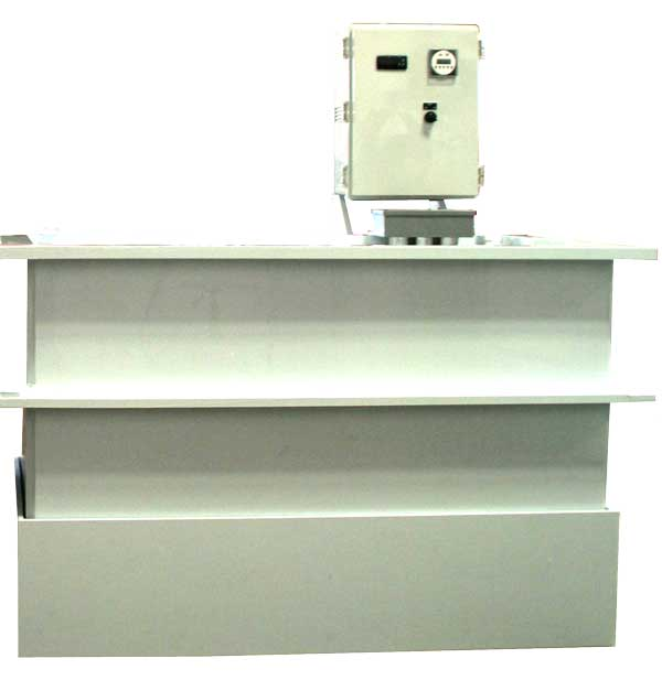 Quick Dump Rinse Tank for Semiconductor Wafer Manufacturing