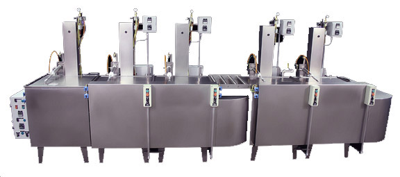 Agitated Immersion Passivation Equipment