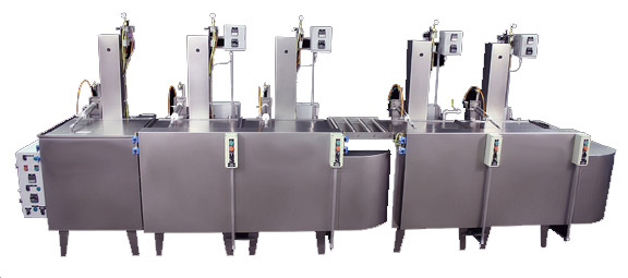 Automated Agitated Immersion Passivation System