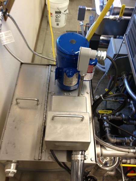 Oil Removal System