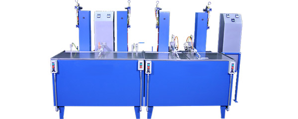 Agitated Immersion Part Cleaning System
