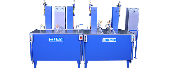 Agitated Immersion Ultrasonic Parts Washer Best Technology