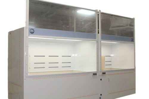 Wet Bench Semiconductor Chemical Fume Hood Best Technology