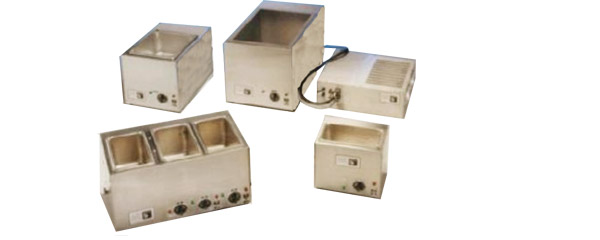 Benchtop ultrasonic cleaning tanks