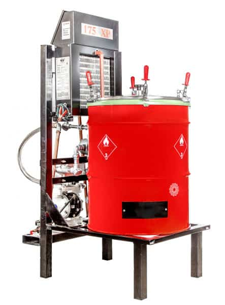 Solvent Recycler - 17 Gallons - IPA Recovery System