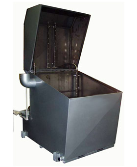 Top Load Parts Washer | Industrial Parts Washing Systems