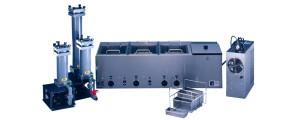 Ultrasonic Multi-Tank Parts Washer Wash Rinse Dry