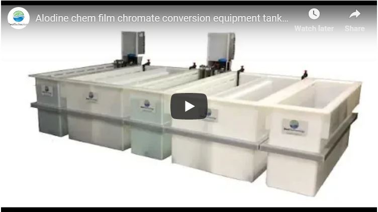 What is Alodine / Chem Film / Chromate Conversion Coating?