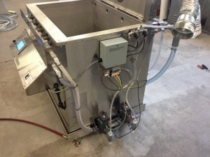automated-ultrasonic-parts-washer-mold-cleaning-system-side