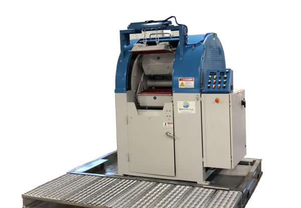 Centrifugal Barrel Finishing Machine