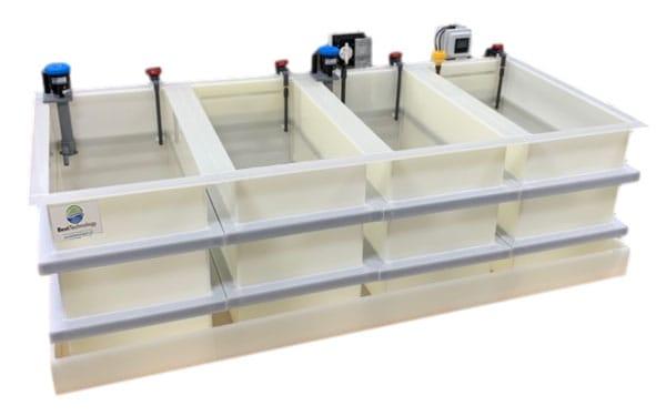 Chromate conversion / Chem film coating - Type 2 Alodine Tank System