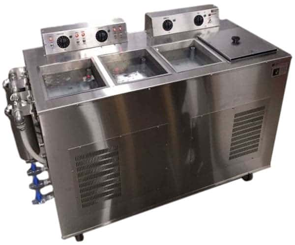 Ultrasonic Cleaning Machine - Multi-tank Console
