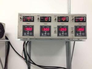 ultrasonic-wash-rinse-passivate-console controls