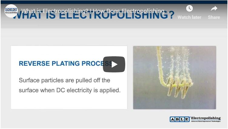 What is Electropolishing? How Does Electropolishing Work?